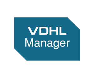 VHDL Source Code Manager Image