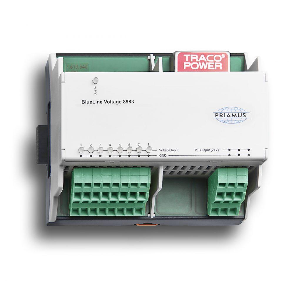 BlueLine Voltage Input Module 8983A Image