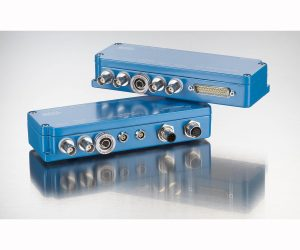Charge Amplifier series 5159A Image